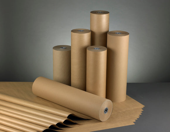 Kraft Paper - Heavy ribbed 110gsm