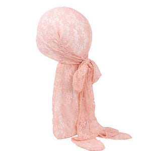 Lace Fashion Du-Rags For Woman