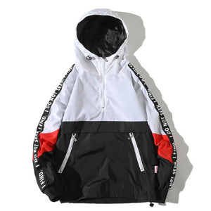 Seek and Find Hooded Pullover Sweatshirts Jackets For Men