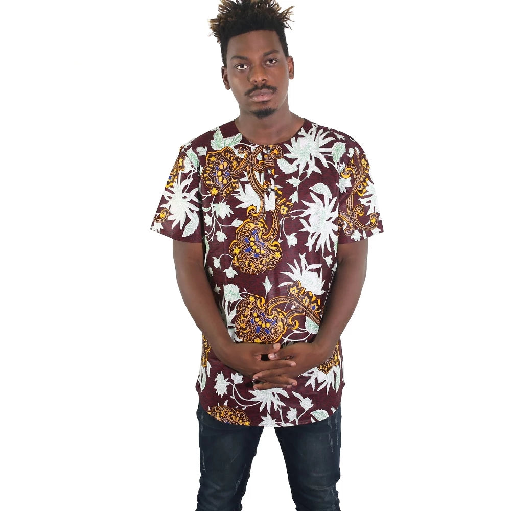 Wedding Dress Shirts African Wear For Men