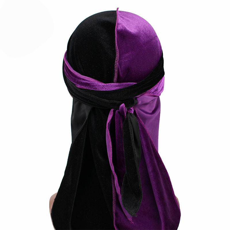 Two Tone Excellent Quality Durags for Men or Woman