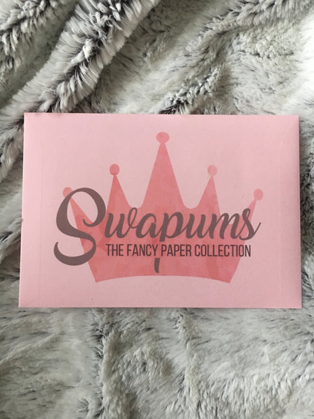 Swapums Fancy Paper