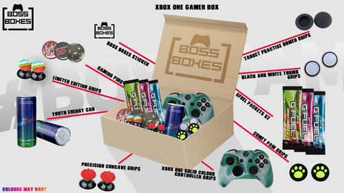 January's Gamer Box (Xbox One)