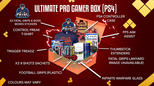 March's Ultimate Pro Gamer Box (PS4)