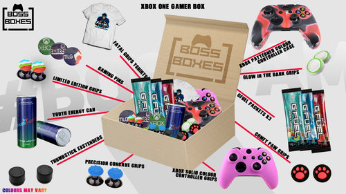 January's Legendary Gamer Box (Xbox One)