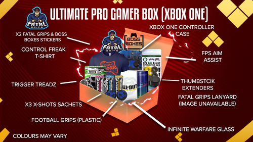March's Ultimate Pro Gamer Box (Xbox One)