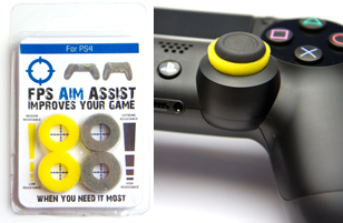 FPS Aim Assist For PlayStation 4 Controllers - fatalgrips