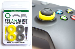 FPS Aim Assist For Xbox One Controllers - fatalgrips