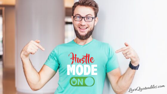 How Motivational Quote Tee Shirts Are as Powerful as Positive Affirmations