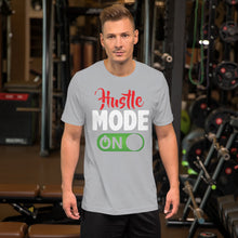 Hustle Mode On Short-Sleeve Men's T-Shirt