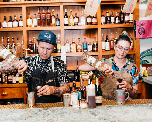 Trash Tiki: Getting a Buzz from Sustainability