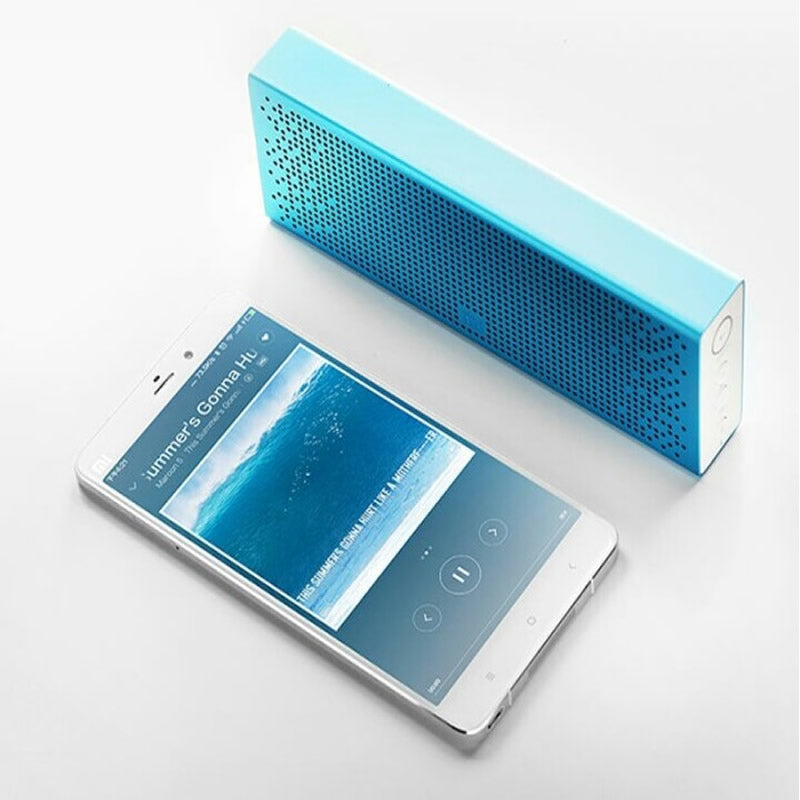 Original enceinte Xiaomi  Bluetooth Portable sans fil Aux  BT4.0 for IPhone, Android Phones