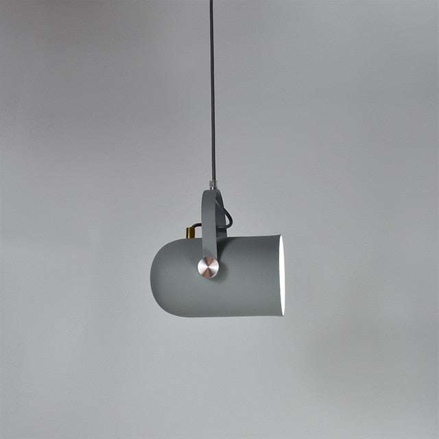 Chic ! suspension spot stlyle minimaliste nordique avec angle ajustable