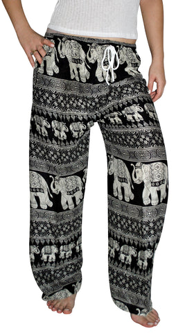 Bhakti Black Elephant Loungers