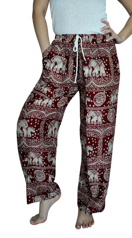 Karuna Red Elephant Loungers