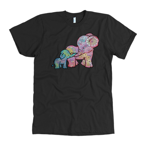 Baby Elephant Love T-Shirts & Hoodies