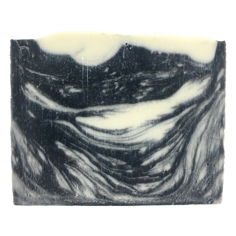 Activated Charcoal Soap with Tea Tree Oil
