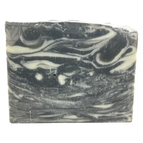Activated Charcoal Unscented Soap