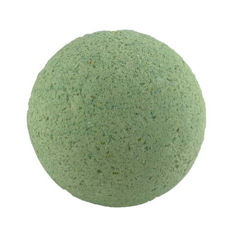 Eucalyptus Mint Bath Bomb with Hempseed Oil