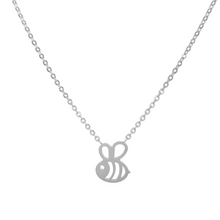 Load image into Gallery viewer, Little Bee Necklace