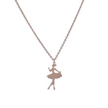 Load image into Gallery viewer, Ballerina Necklace