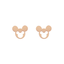 Load image into Gallery viewer, Double Mickey Stud Earrings