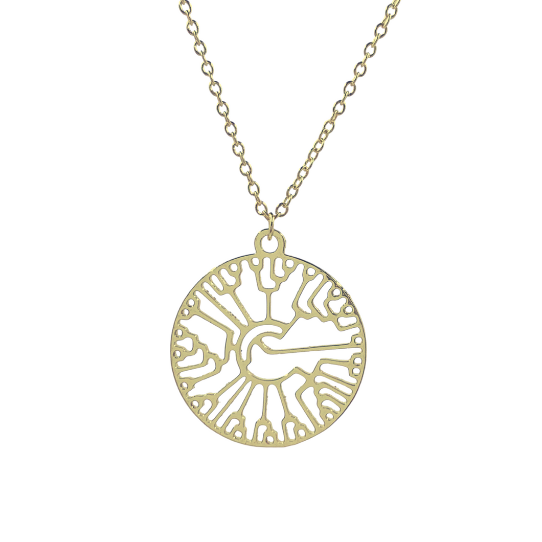 Phylogenetic Tree of Life Necklace