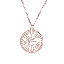 Load image into Gallery viewer, Phylogenetic Tree of Life Necklace