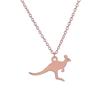 Load image into Gallery viewer, Kangaroo Necklace