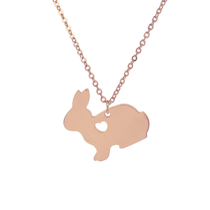 Bunny Love Necklace