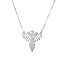 Load image into Gallery viewer, Egyptian Eagle Necklace