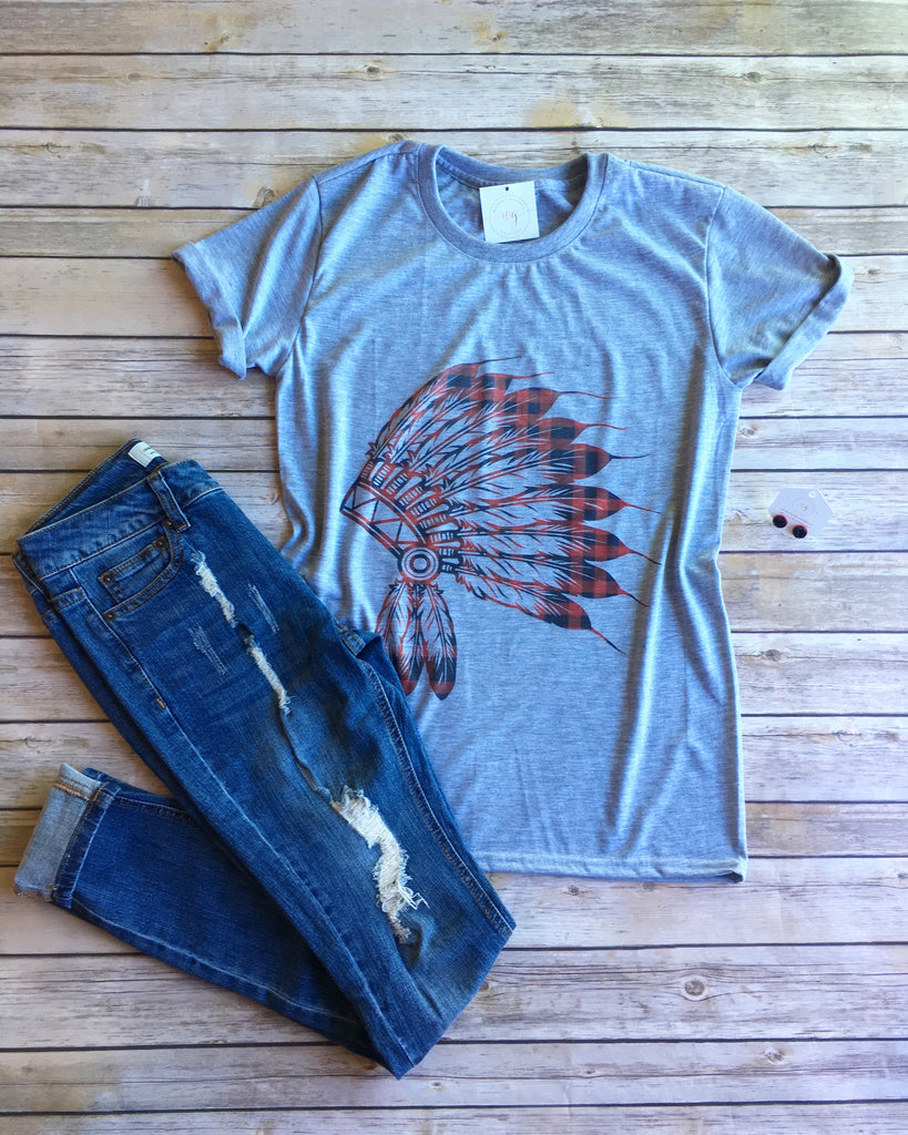 Braves Beauty Tee