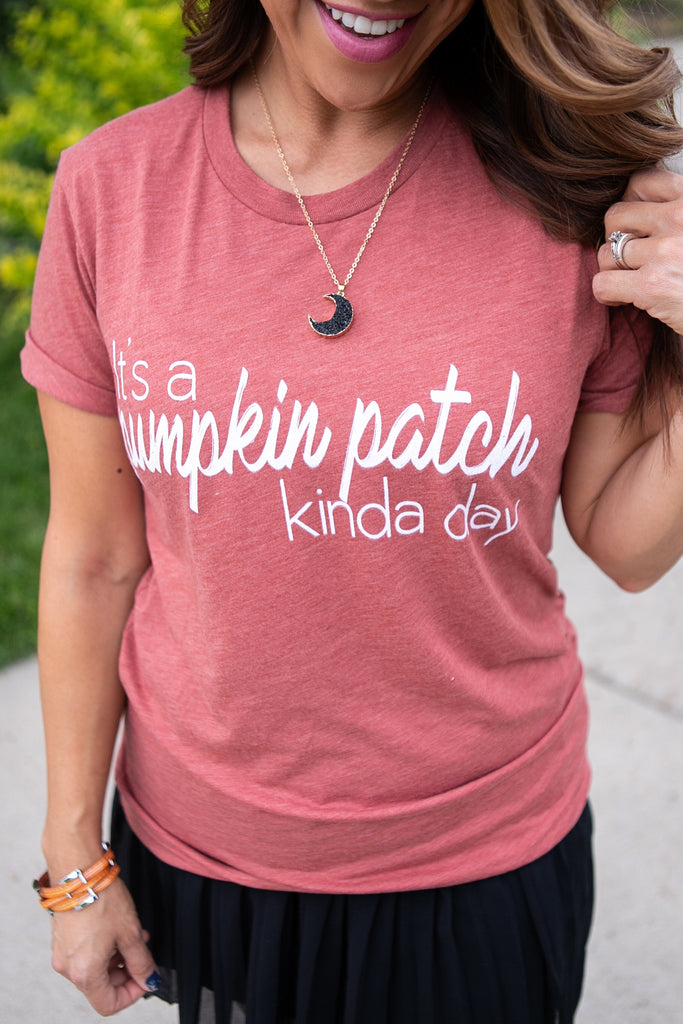 Pumpkin Patch Day Tee