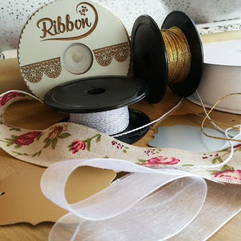 Gift Wrapping Tips from Gifting Made Simple - Twine & Ribbon