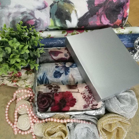 Scarf Gift Box - Gift Journal