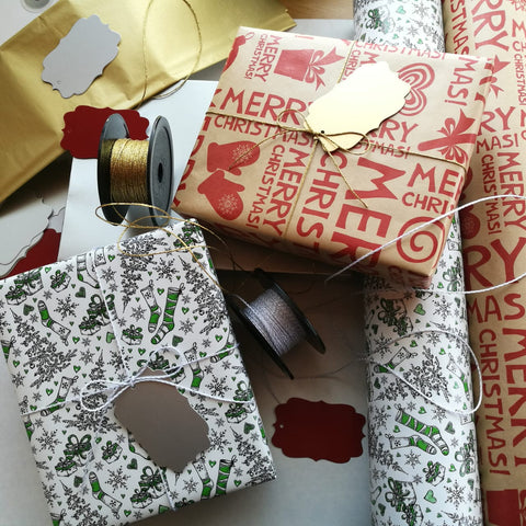 Gift Wrapping Tips from Gifting Made Simple - Gift Wrap