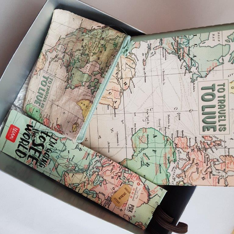 The Traveler's Gift Box Gifts Gift Ideas Gifting Made Simple