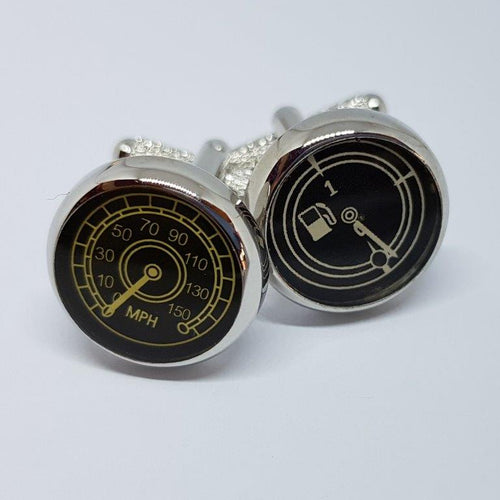 Cufflinks - RPM Circular Design