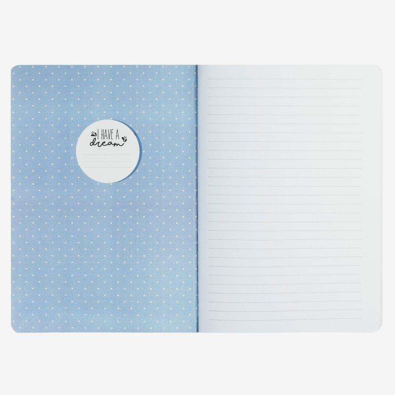 Legami Happiness Notebook First Page Gifts Gift ideas Gifting Made Simple