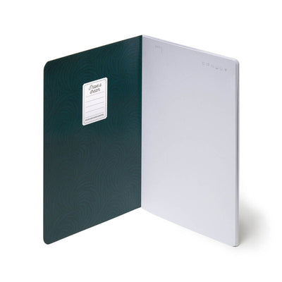 Legami A5 Notebook | Jungle Open | Unique Gift Ideas for Her | for Mom | for Women | for Females | for Wife | for Sister | for Girlfriend | for Grandma | for Friends | for Birthday | Gifting Made Simple | Unique Gift Ideas for Him | for Dad | for Men | for Males | for Husband | for Brother | for Boyfriend | for Grandad