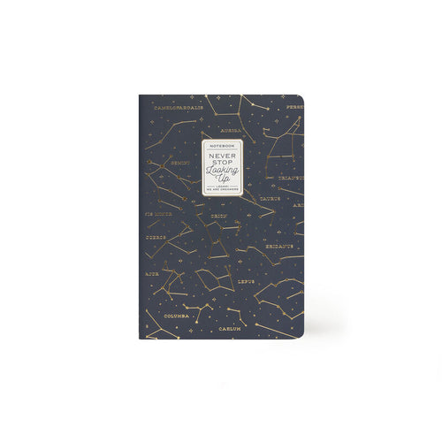 Legami A5 Notebook | Stars | Unique Gift Ideas for Her | for Mom | for Women | for Females | for Wife | for Sister | for Girlfriend | for Grandma | for Friends | for Birthday | Gifting Made Simple | Unique Gift Ideas for Him | for Dad | for Men | for Males | for Husband | for Brother | for Boyfriend | for Grandad