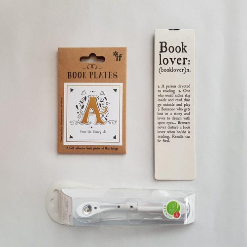 The Book Lover Gift Box Open gifts gift ideas gifting made simple