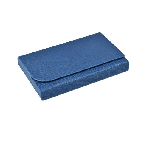 Nice To Meet You - Card Holder - Blue | Gift Ideas For Him | Gifting Made Simple