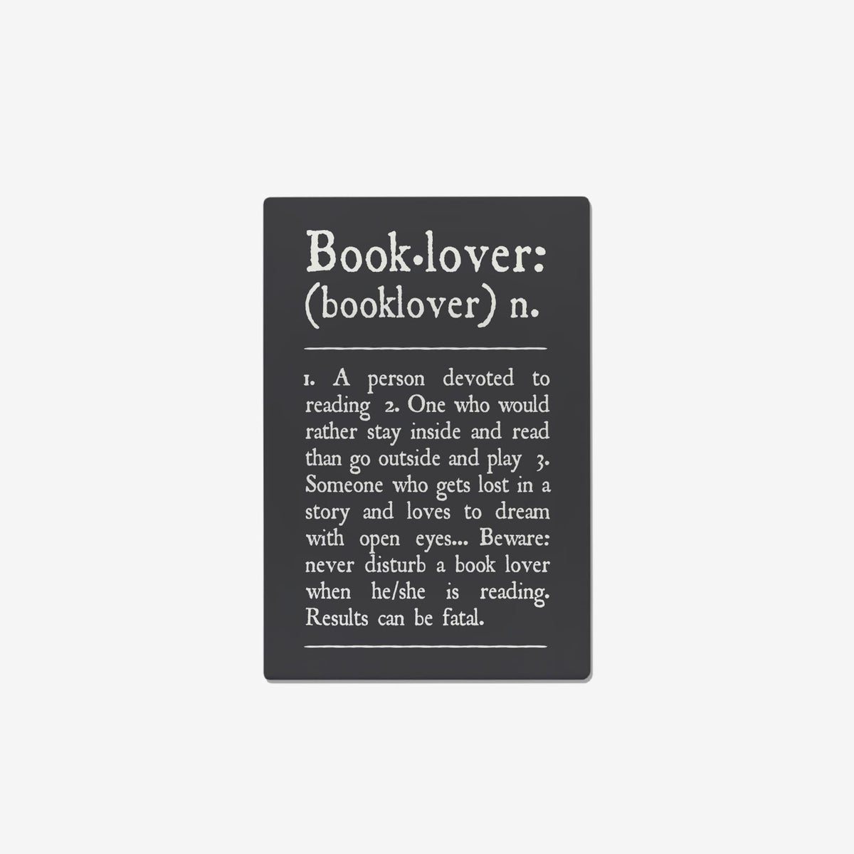 Legami Magnet Booklover Gift Ideas Gifting Gift Shop