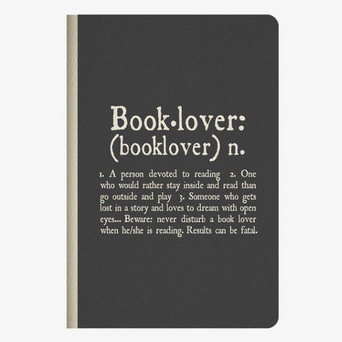 Legami Book Lover Notebook Front Gifts Gift ideas Gifting Made Simple