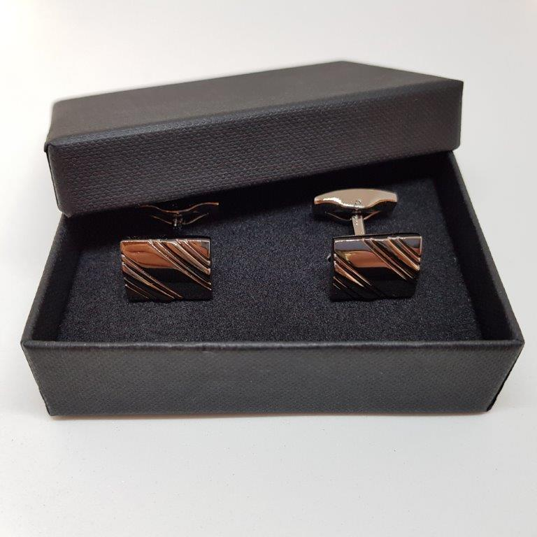 Cufflinks In Box Copper Gifts Gift Ideas Gifting Made Simple