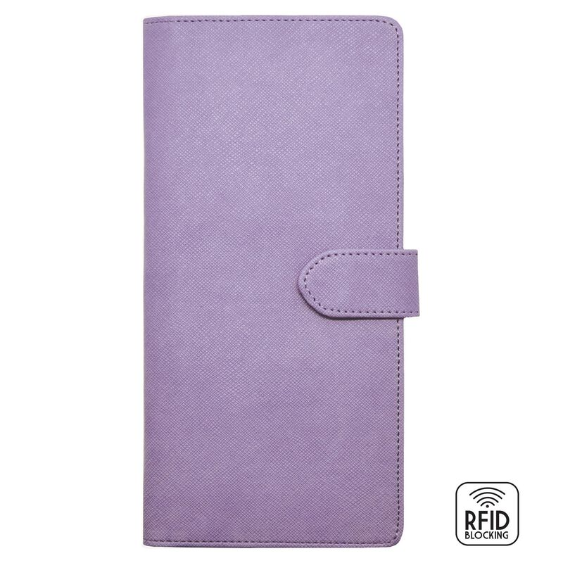 Travel Organiser | Lilac