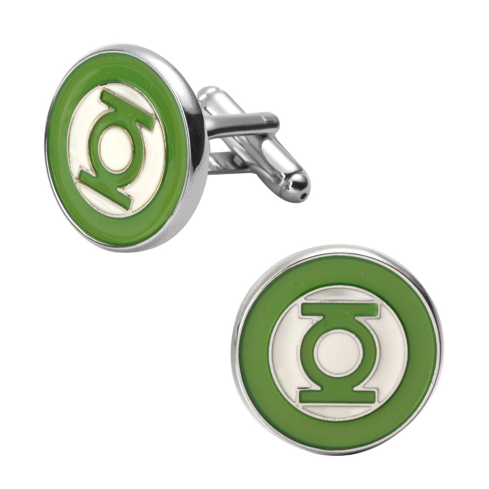 Cufflinks - Novelty - Green