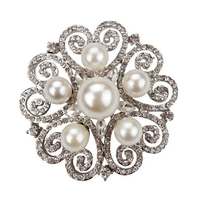 Brooch - Sparkles & Pearls Gift Ideas, Gifts, Gifting Made Simple