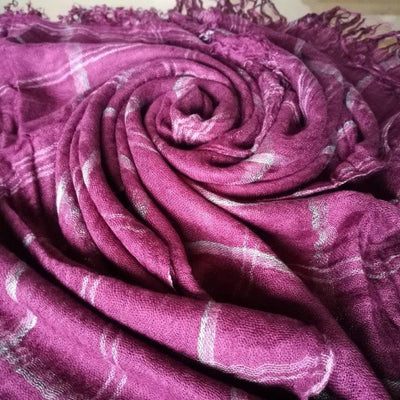 Soft Pashmina Shawls - Many Colours